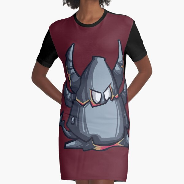 Deathwing chibi Graphic T-Shirt Dress