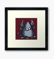 Deathwing chibi Framed Print