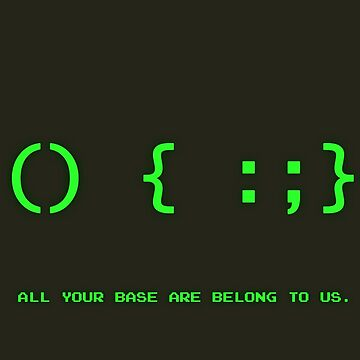 ALL YOUR BASE ARE BELONG TO US by Th0ms0n