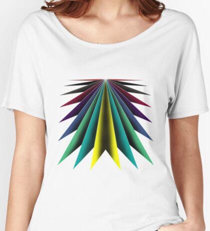 Shard Art Women's Relaxed Fit T-Shirt