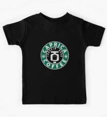 Caprica Coffee - green Kids Clothes