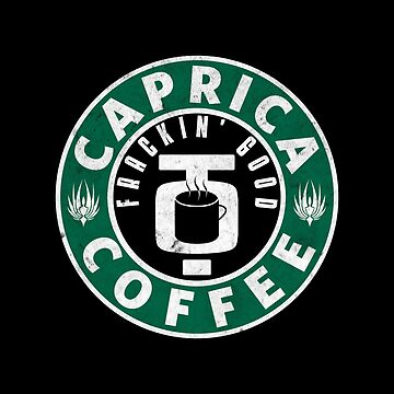 Caprica Coffee - green by JohnLucke
