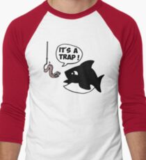 fish fisher it's a trap T-Shirt