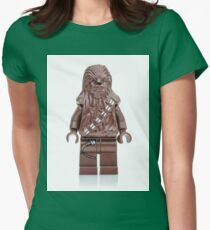 Chewbacca 1 Womens Fitted T-Shirt