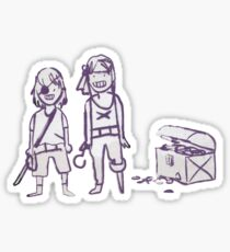 Life is Strange Soundtrack Art Sticker
