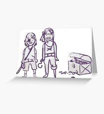 Life is Strange Soundtrack Art Greeting Card