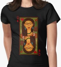 Frida Kahlo, queen of hearts  T-Shirt