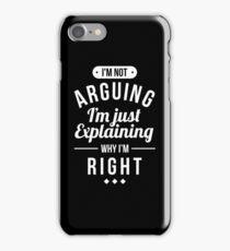Funny Sarcasm iPhone Case/Skin