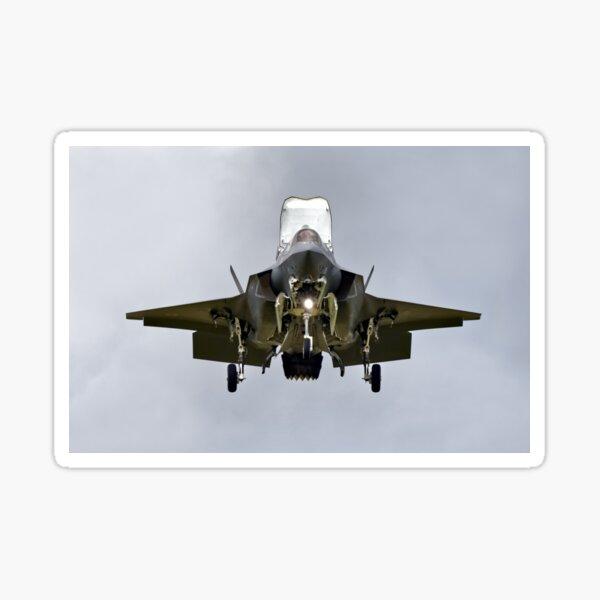 Lockheed Martin F-35B Lightning ll Sticker
