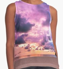 Epic sunset Contrast Tank