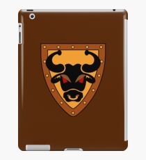 LEGO Cedric the Bull iPad Case/Skin