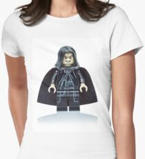 Darth Sidious 2 Womens Fitted T-Shirt