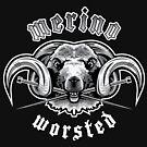 Heavy Metal Knitting - Merino - Worsted by SevenHundred