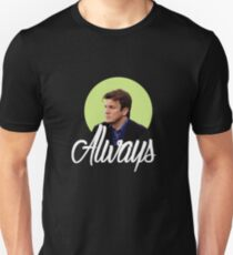 Richard Castle - Always T-Shirt