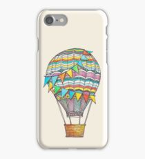 Colorful Air Balloon iPhone Case/Skin