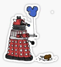 Sympathy of the Daleks Sticker