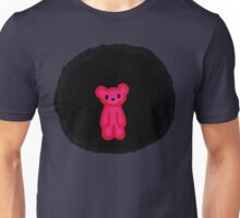 Anxiety Bear in the Void [Prototype] Unisex T-Shirt