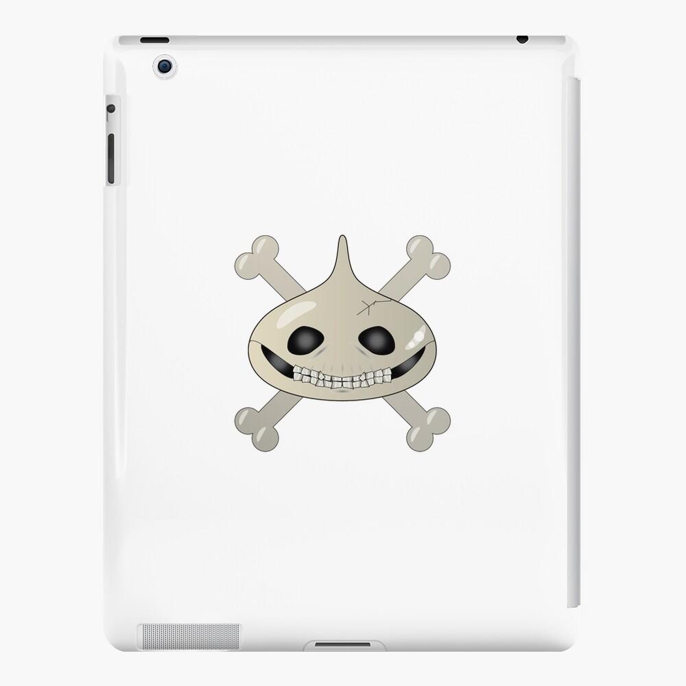 Slime Slayers Skull and Cross Bones iPad Case & Skin