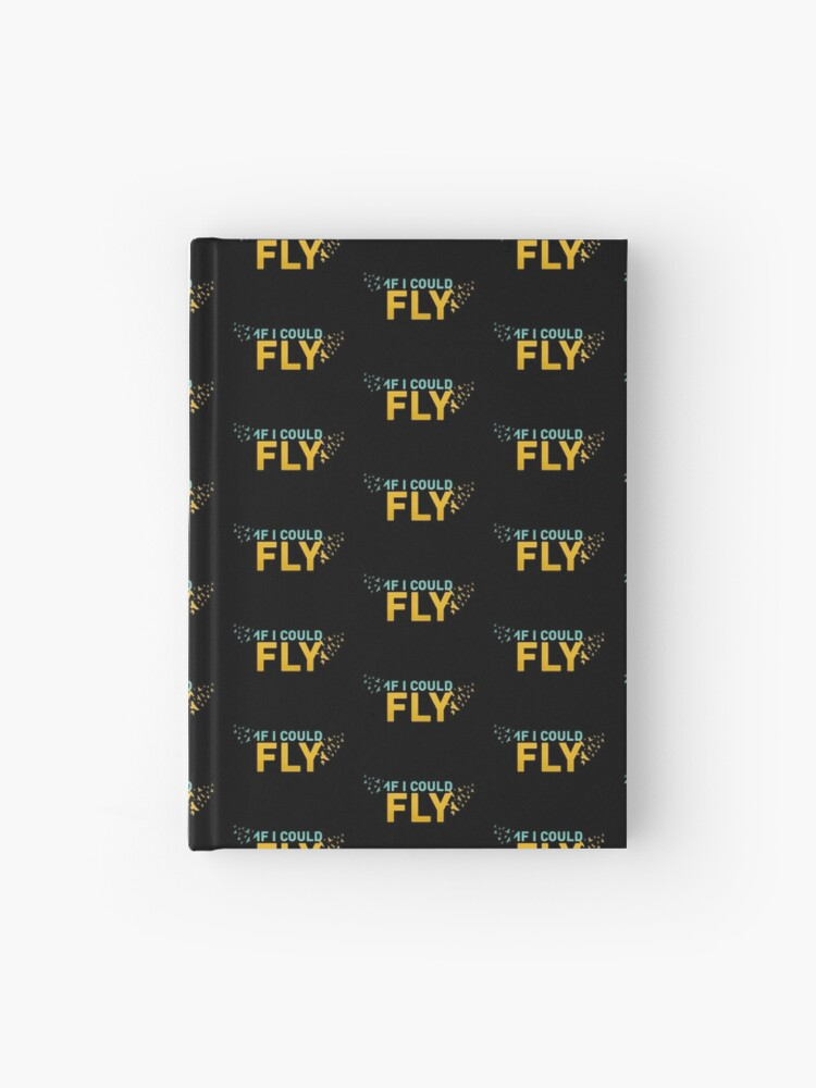 One Direction: MITAM - If I Could Fly | Hardcover Journal