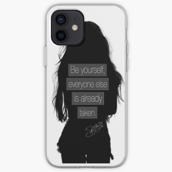 Selena Gomez iPhone Soft Case