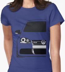 MK5 R32 Half Cut Womens Fitted T-Shirt