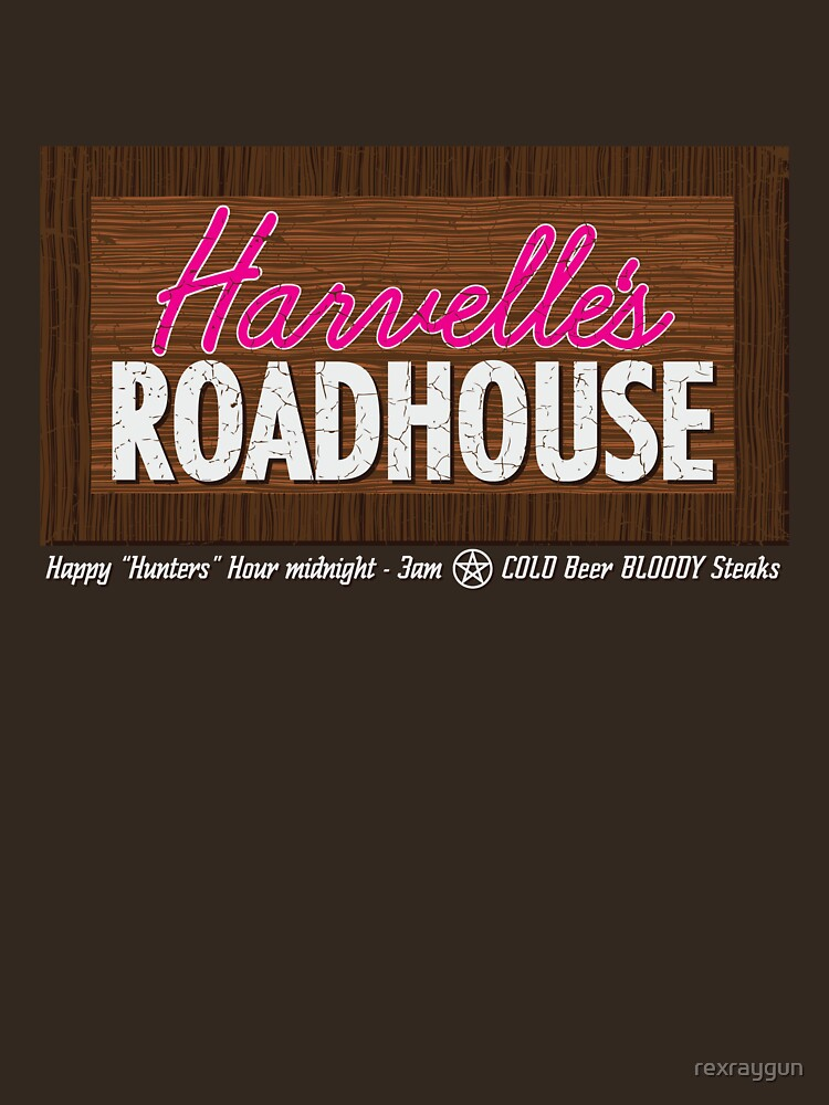 Harvelle's Roadhouse | Unisex T-Shirt