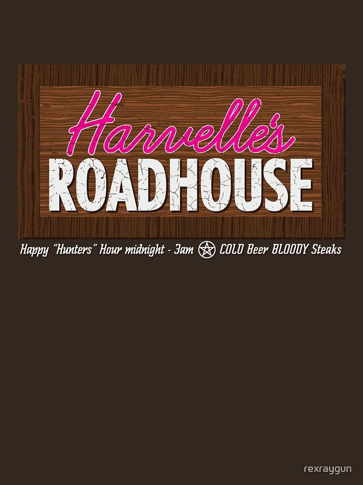 Harvelle's Roadhouse | Unisex T-Shirt