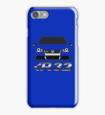 MKV Golf R32 Front iPhone Case/Skin