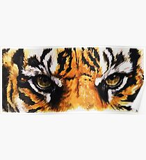 Eye-Catching Sumatran Tiger Poster