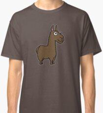 lama alpaga Peru Classic T-Shirt