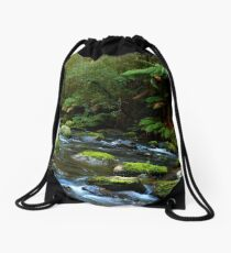 Hopetoun Falls Drawstring Bag