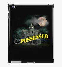 Haunted Mansion - Repossessed iPad Case/Skin