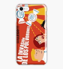 Christmas Invasion iPhone Case/Skin