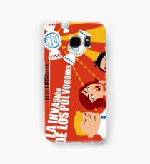 Christmas Invasion Samsung Galaxy Case/Skin