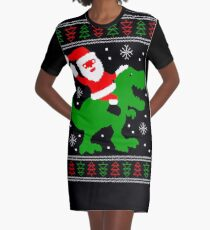 Ugly Christmas Sweater Dresses Redbubble