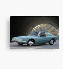 1963 Studebaker Avanti Coupe Canvas Print