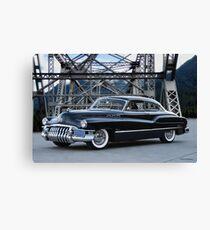1950 Buick Super Riviera Canvas Print