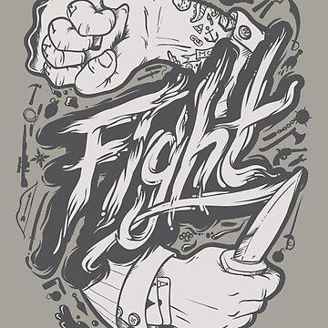 Fight by fightstacy
