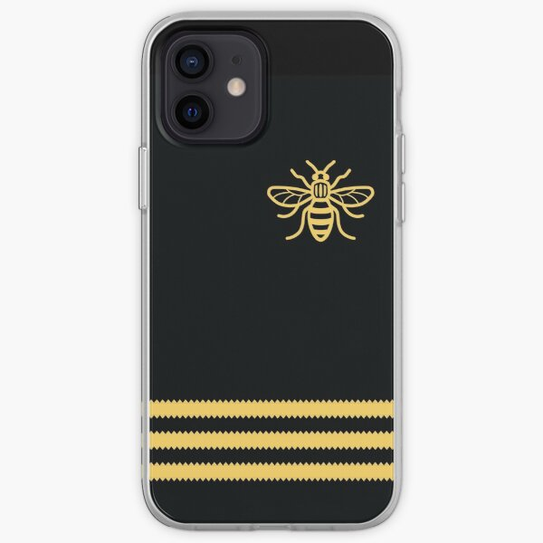 Manchester Bee iPhone Soft Case