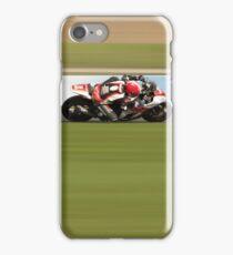 Motorcycle Racing iPhone Case/Skin