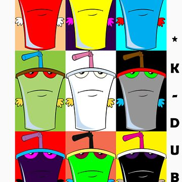 Master Shake by killawicked