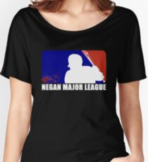 Negan Major League Women's Relaxed Fit T-Shirt