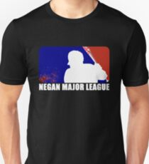 Negan Major League Unisex T-Shirt