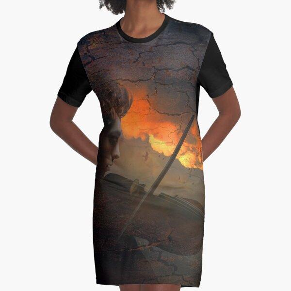Soloist II Graphic T-Shirt Dress