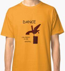 Crazy Bird Dance Classic T-Shirt