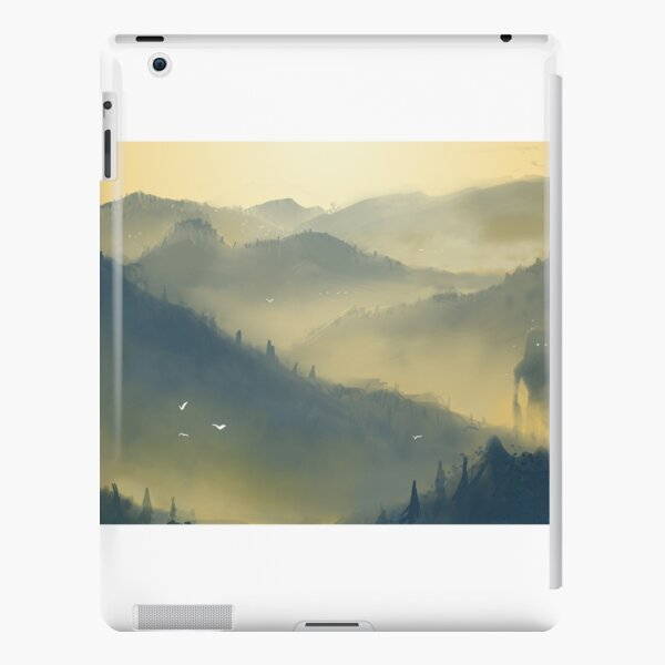 The Forest Giant iPad Snap Case