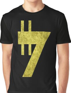 Credit sign Graphic T-Shirt