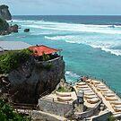 Uluwatu, Bali by V1mage