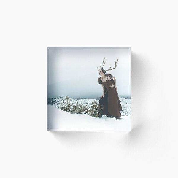 Elk1 Acrylic Block