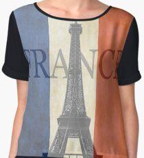 france Women's Chiffon Top